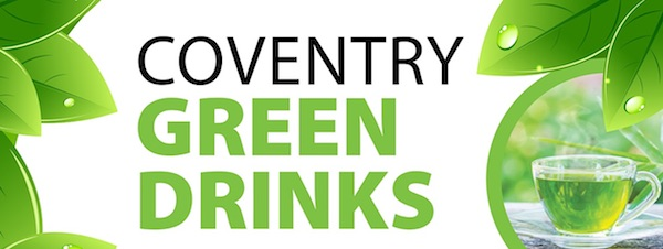 Coventry Green Drinks - Image courtesy of Praisaeng at FreeDigitalPhotos.net