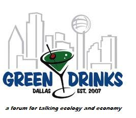 GreenDrinks Dallas: Join the Conversation